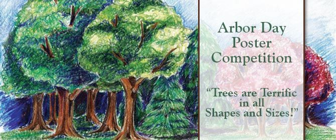 Arbor Day Poster Competition